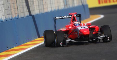 """Mitch Evans (MW Arden GP3): """"El objetivo es ganar el premio Pirelli y avanzar a GP2"""""""
