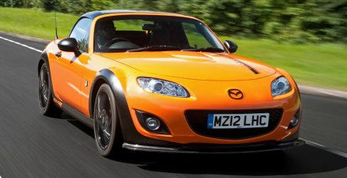 Mazda presentará este fin de semana un MX-5 con sorpresa