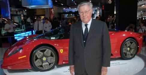 Ha muerto Sergio Pininfarina creador de sueños y mitos automovilísticos