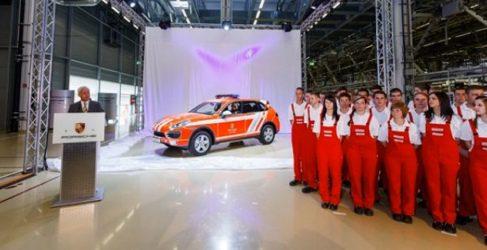 Porsche celebra sus 500.000 unidades fabricadas en la planta de Leipzig