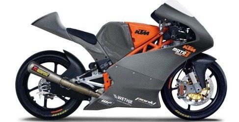 KTM pondrá a la venta Moto3 Production Racer en 2013