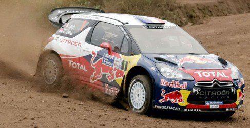 El futuro de Citroën y de Sebastien Loeb está en juego