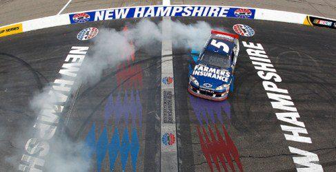 Kasey Khane vence en New Hampshire por delante del heroico Hamlin