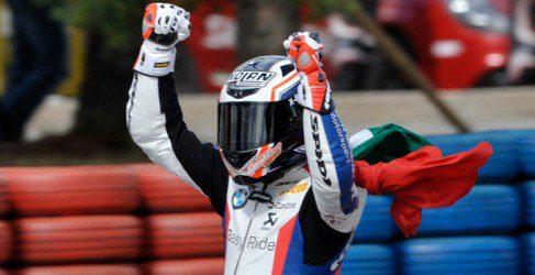Marco Melandri es nombrado nuevo rey de Brno