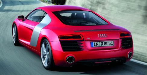 La segunda generación del Audi R8 ya ha está aquí