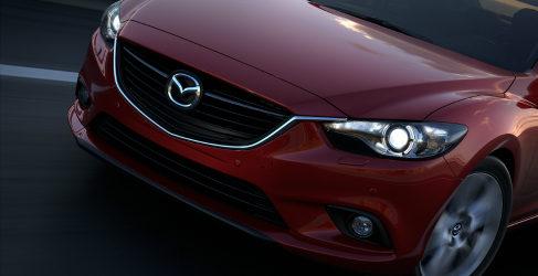 Apostando fuerte por el nuevo Mazda6