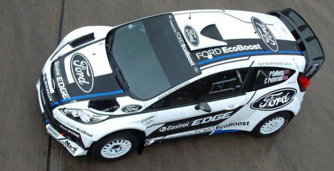 ford wrc decoracion
