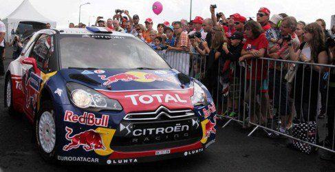 El Rallie de Alemania del WRC ya tiene lista de inscritos