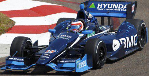 Rubens Barrichello podría dejar KV Racing para 2013