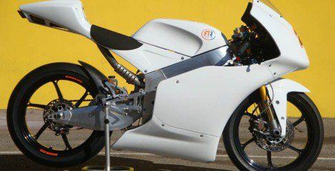 FTR pone a la venta la carrera-cliente de la moto de Maverick Viñales