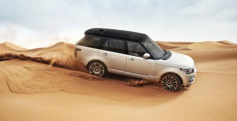 Nuevo Range Rover 2013