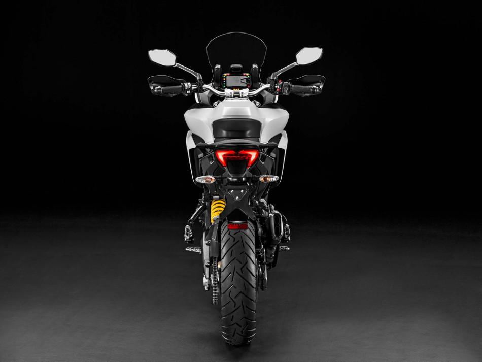Ducati impresiona con la Multistrada 950
