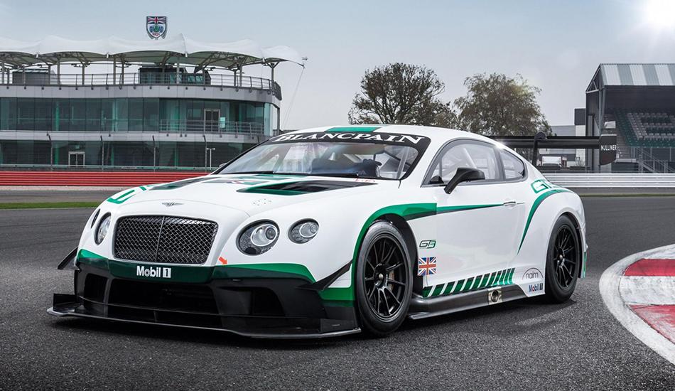 Olly Jarvis se pasa a los GT3 de la mano de Bentley