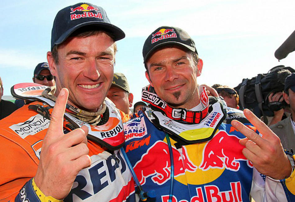 El 'siglo KTM' del Dakar