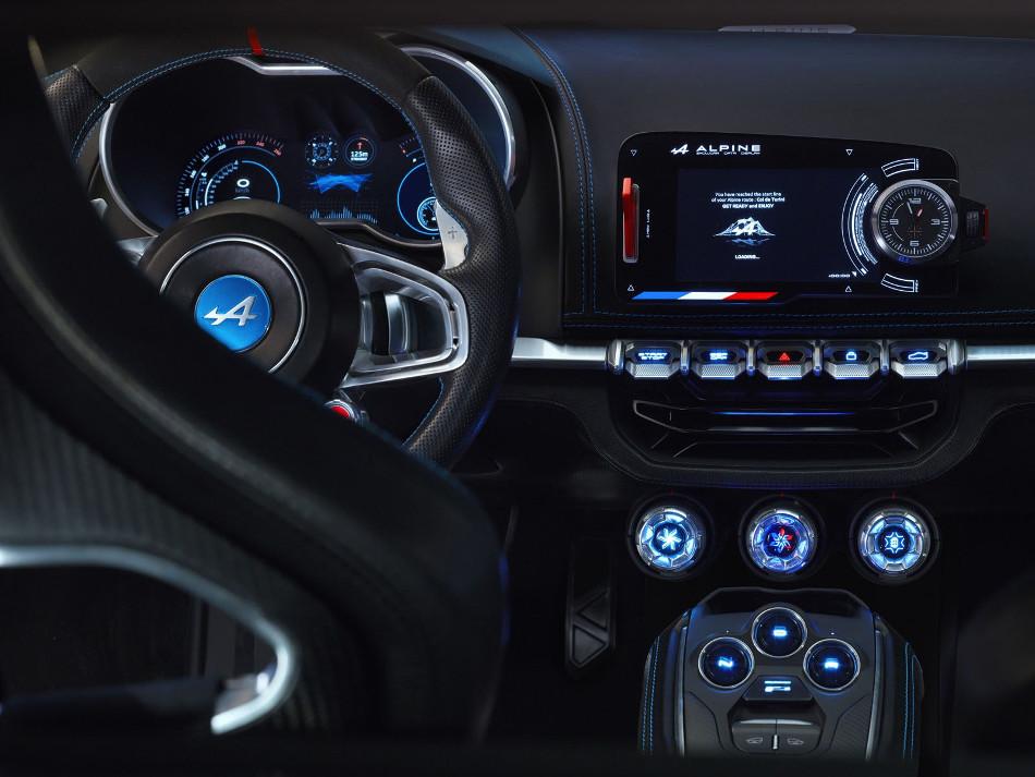 Renault anunció la llegada del nuevo Alpine A120, el sucesor de un grande
