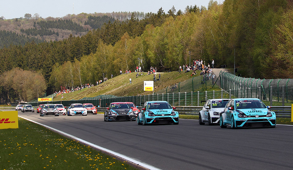 Las TCR anuncian el formato para el Trofeo Europeo
