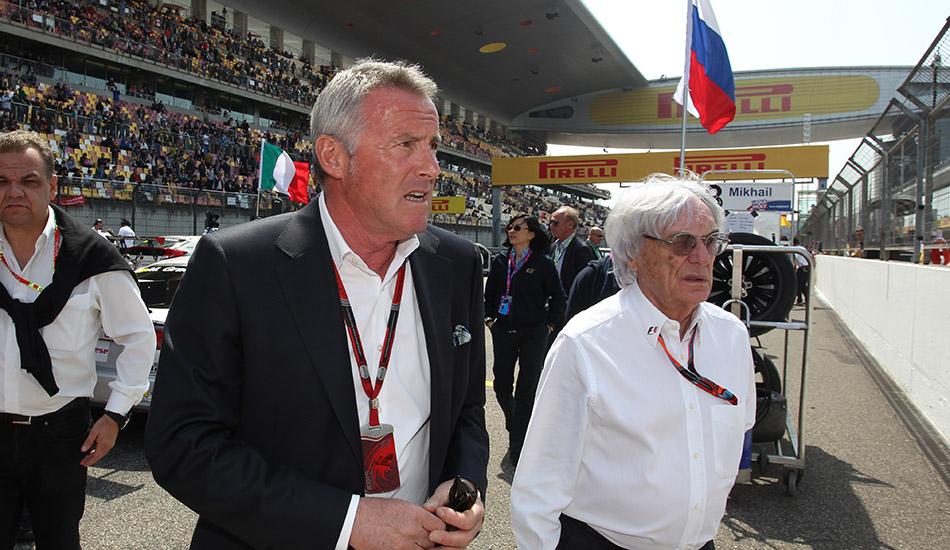 """Marcello Lotti: """"Queremos que haya una comunidad global de carreras de Turismos"""""""