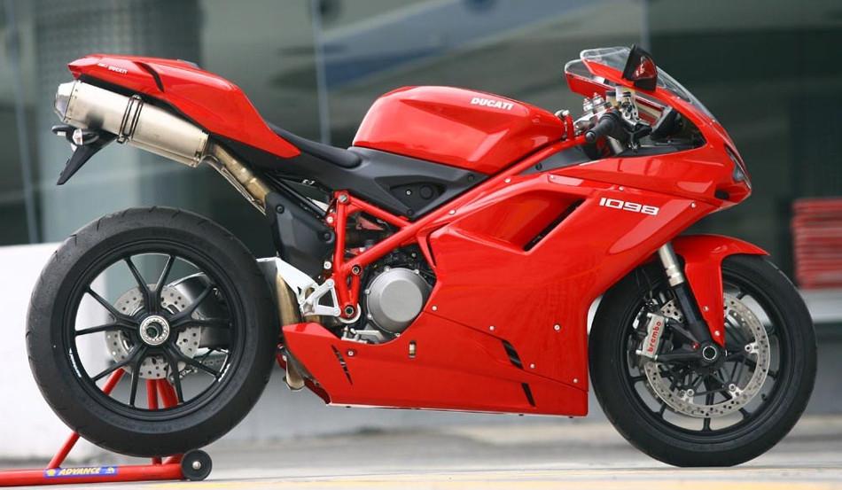 Ducati y su paso por la historia