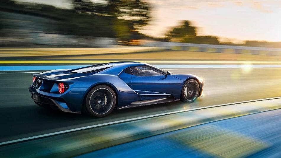 El impresionante Ford GT que no puedes perderte