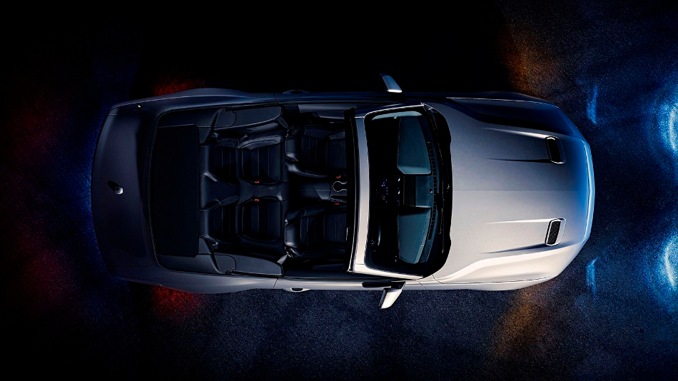 Nuevo Ford Mustang 2018 Convertible