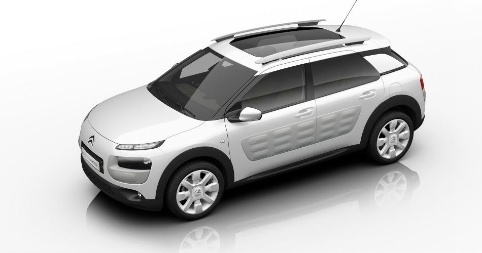 Citroën lanza la serie especial OneTone en el C4 Cactus