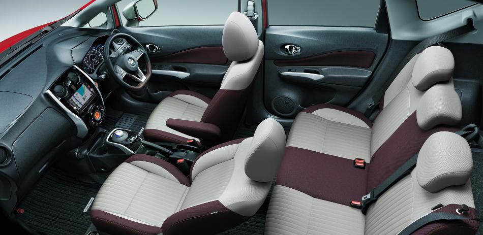 Te presentamos el nuevo Nissan Note E-Power