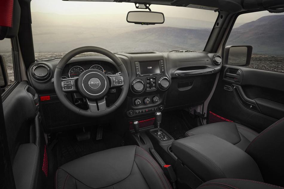 Más fuerte, así es el nuevo Jeep Wrangler Rubicon Recon 2017