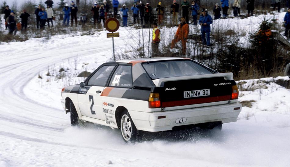 Previa histórica Rally de Suecia: leyendas en la nieve