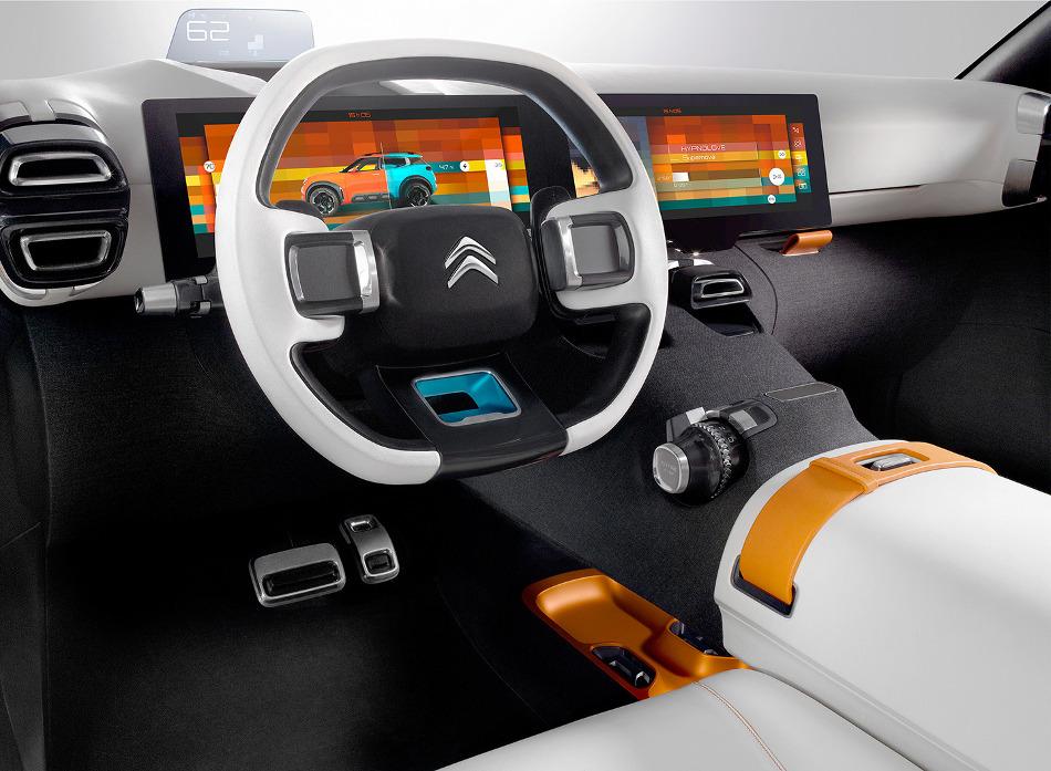 Citroën muestra el C-Aircross concept
