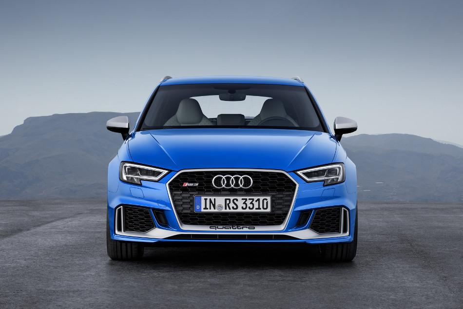 Enamórate con el nuevo Audi RS3 Sportback 2017