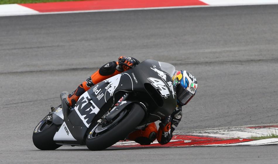 KTM recorta distancias