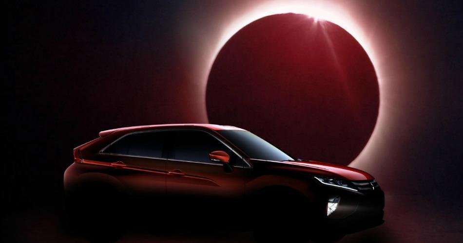Eclipse Cross, el nuevo SUV de Mitsubishi