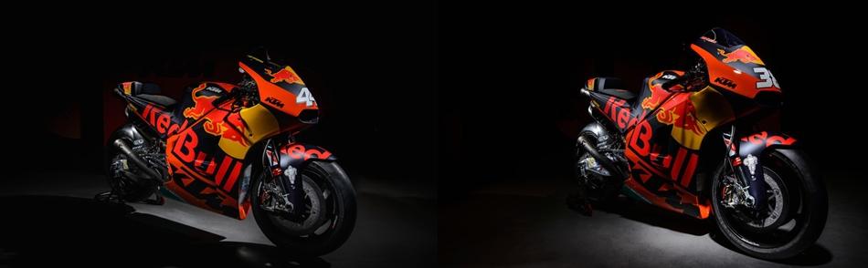 MotoGP: Presentación de KTM