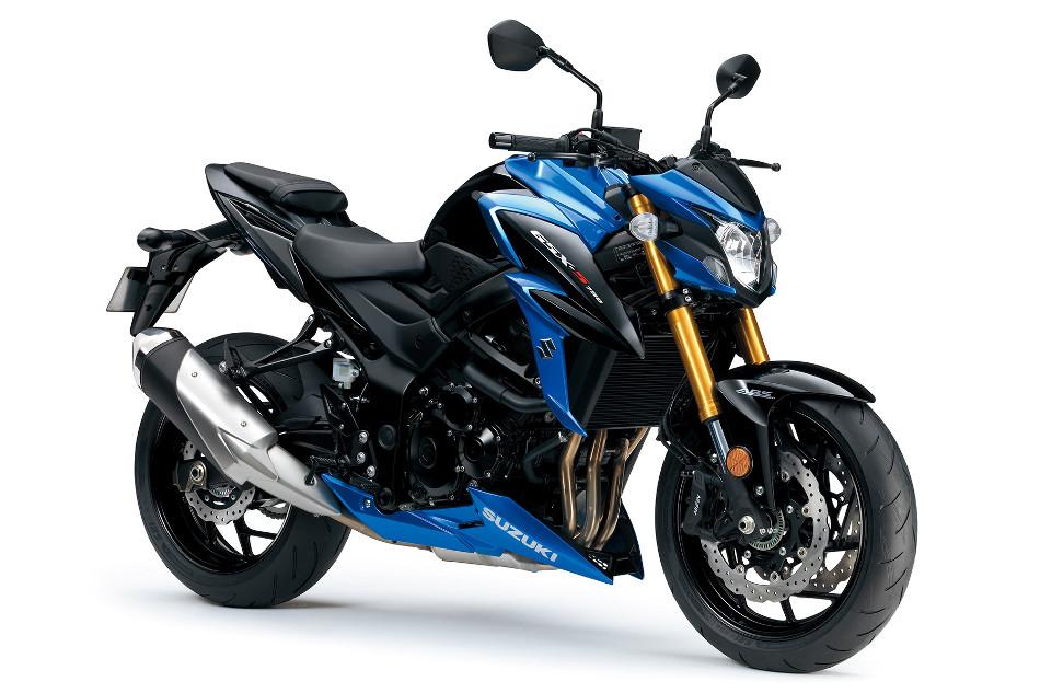 Suzuki y su renovada GSX-S750 2017