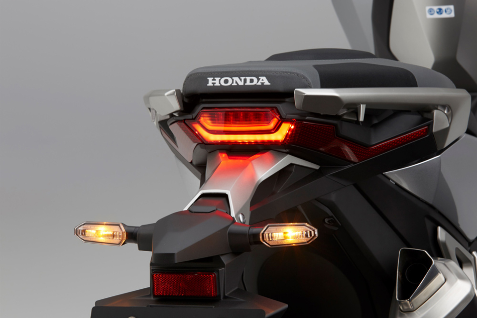 Ya está aquí la nueva Honda X-ADV 2017