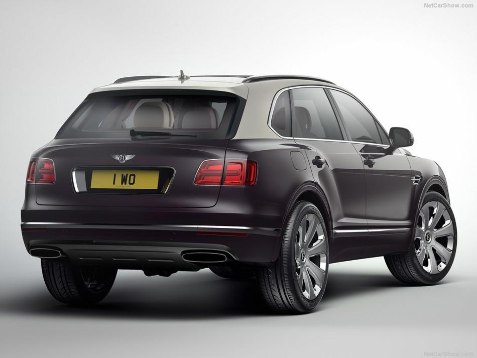 El Salón del Automóvil de Ginebra recibe al Bentley Bentayga Mulliner