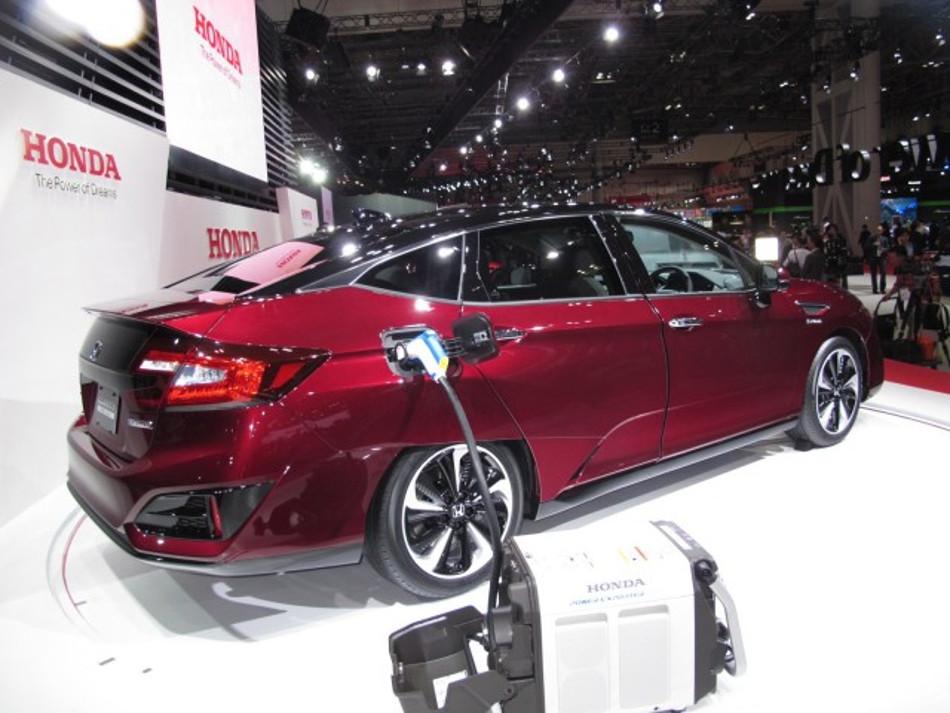 Honda desarrollará más equipos eléctricos y pilas de hidrógeno