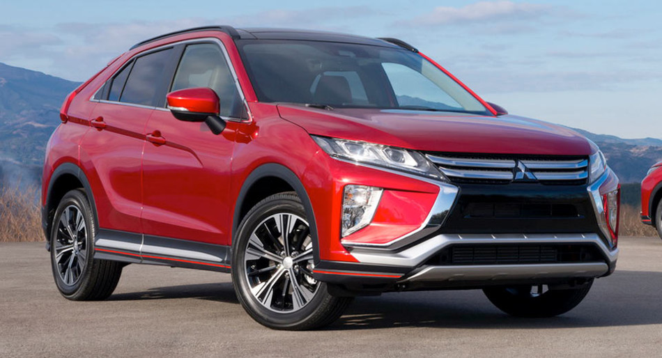 Al detalle, el regreso del renovado Mitsubishi Eclipse Cross