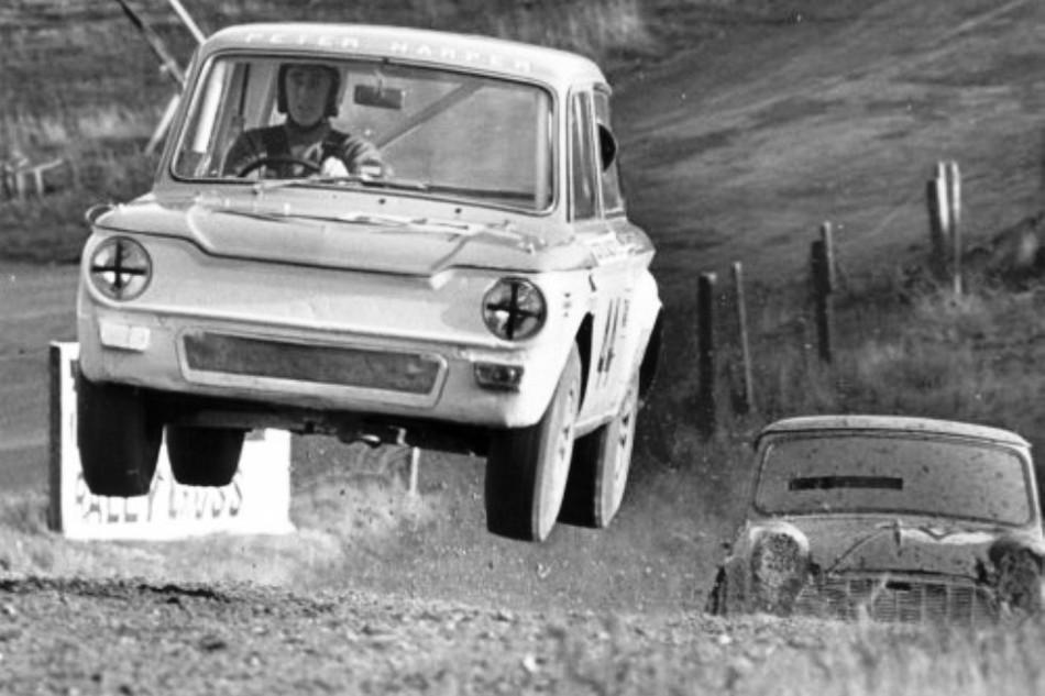 Guía del rallycross: nacimiento e historia