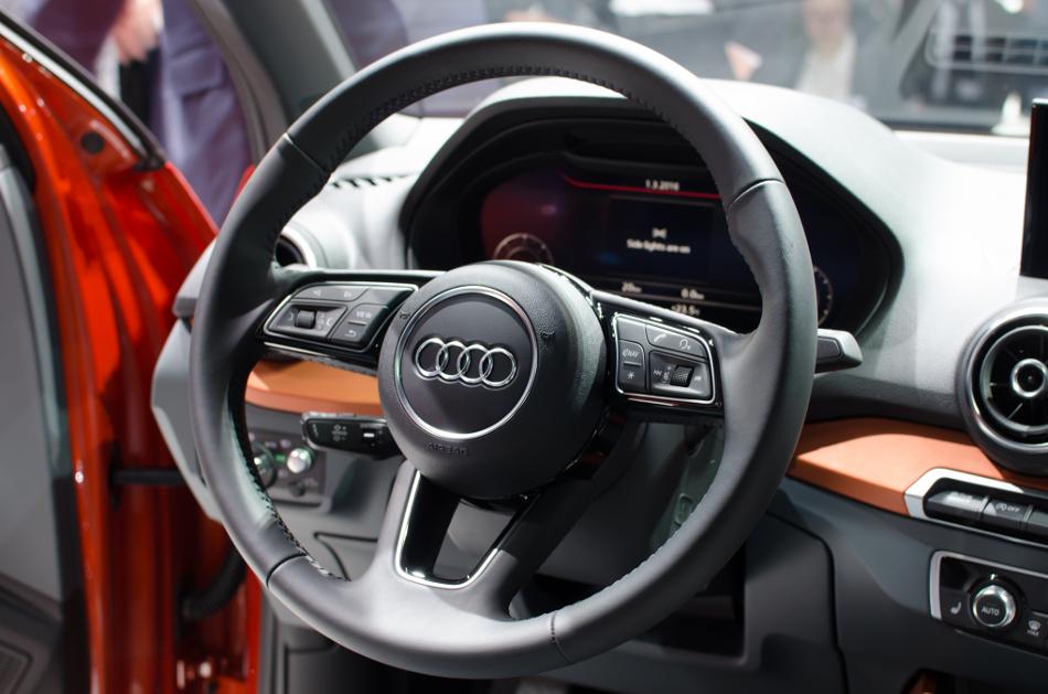 La Q2 de Audi se presenta en la famosa Exposición de Ginebra