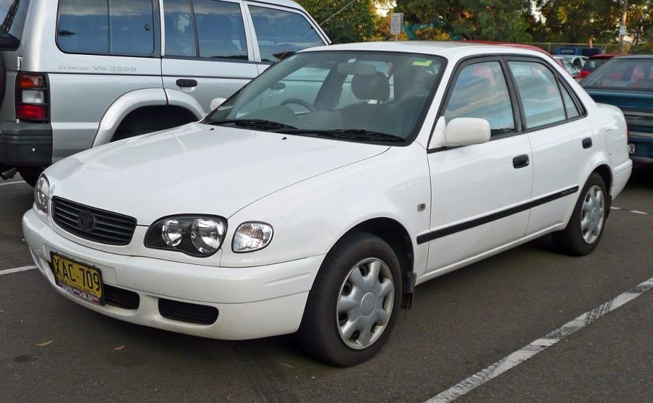 Toyota Corolla, el japonés más aceptado del mundo