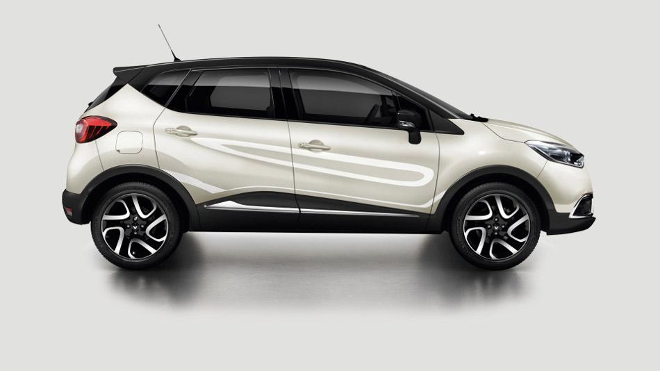 Renault renovó el Captur para el Salón de Ginebra