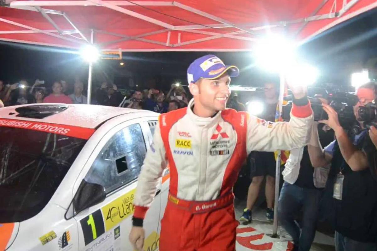 GUÍA | Así se presenta el Campeonato de España de Rallys de Asfalto 2017