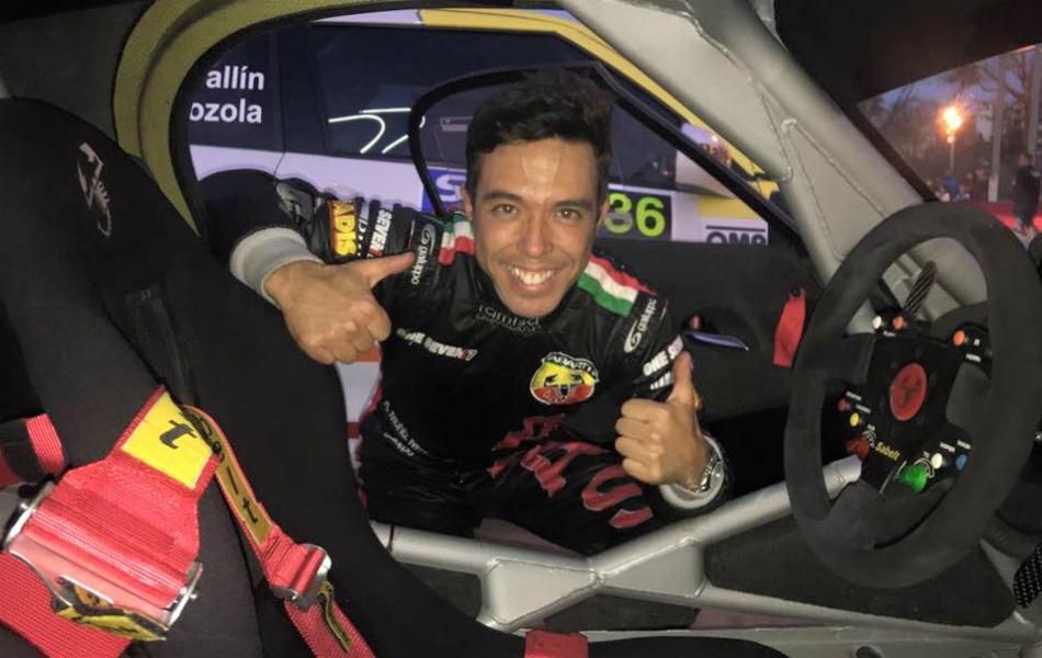 Adrián Díaz pone la primera piedra para revalidar el título de 2RM