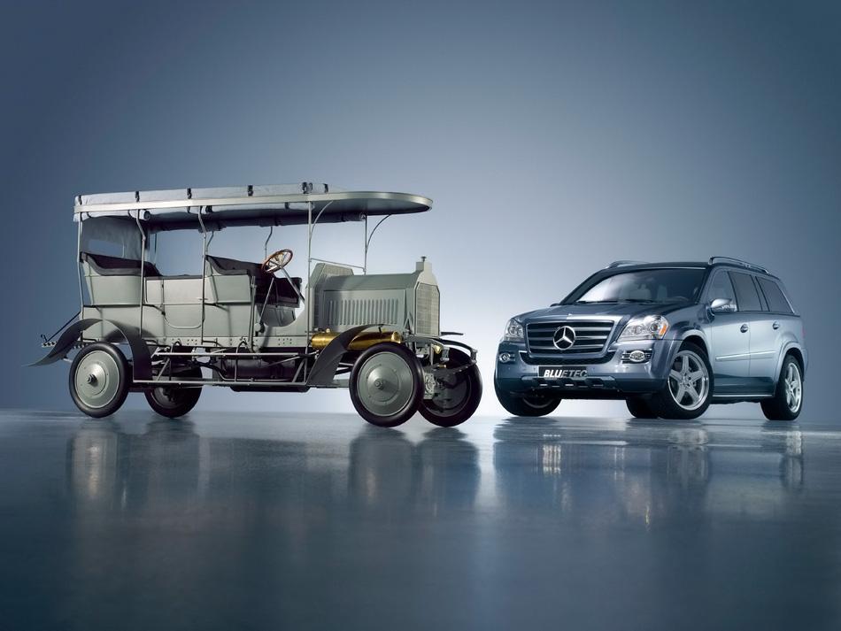 Conoce el Daimler Dernburg-Wagen y su contribución al transporte
