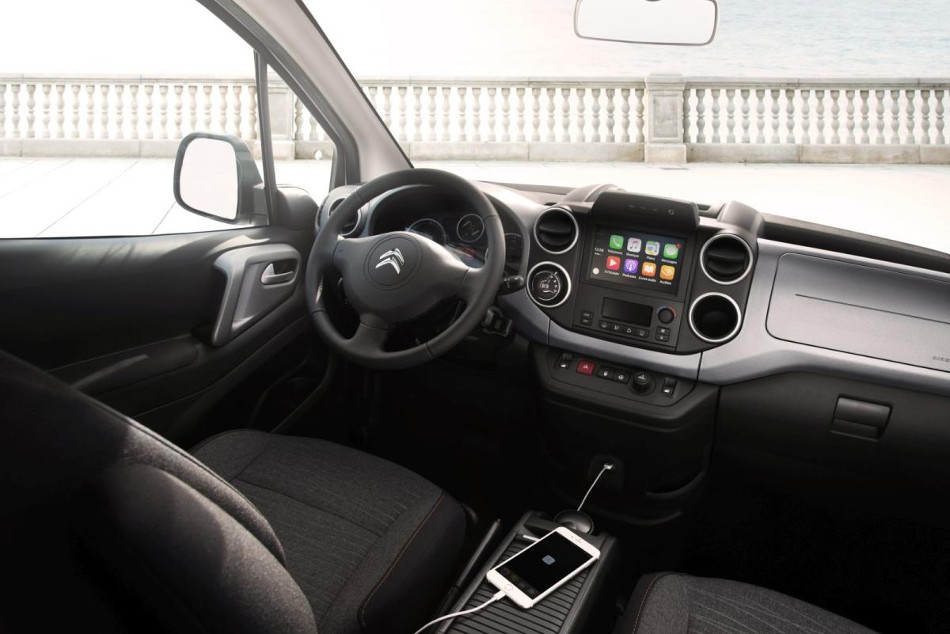 Citroën amplía su gama y muestra el E-Berlingo Multispace