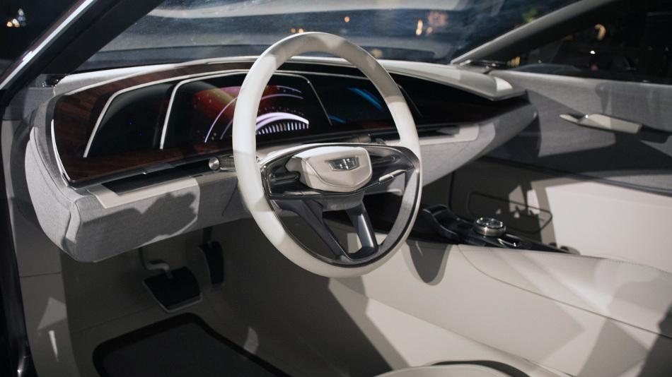 Cadillac presentó el novedoso Escala Concept