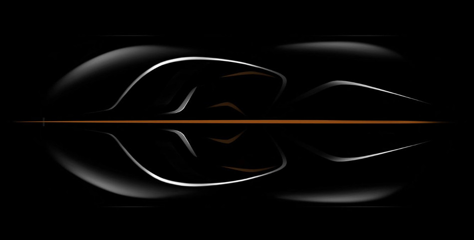 McLaren mostró el novedoso BP23