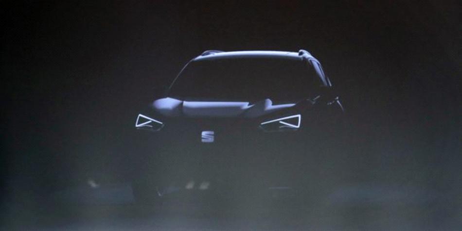 Seat anuncia su tercer SUV para 2018