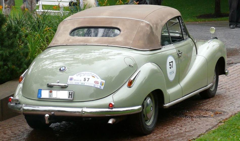 Bmw a paso firme por la historia automotriz